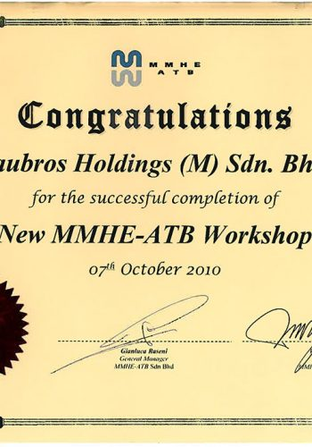 Certificate-MMHE-COMPLETION